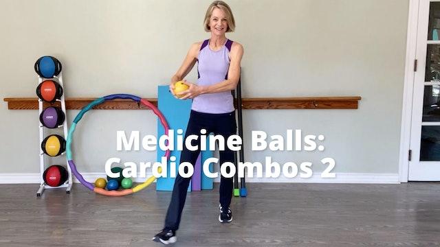 Medicine Balls: Cardio Combos 2
