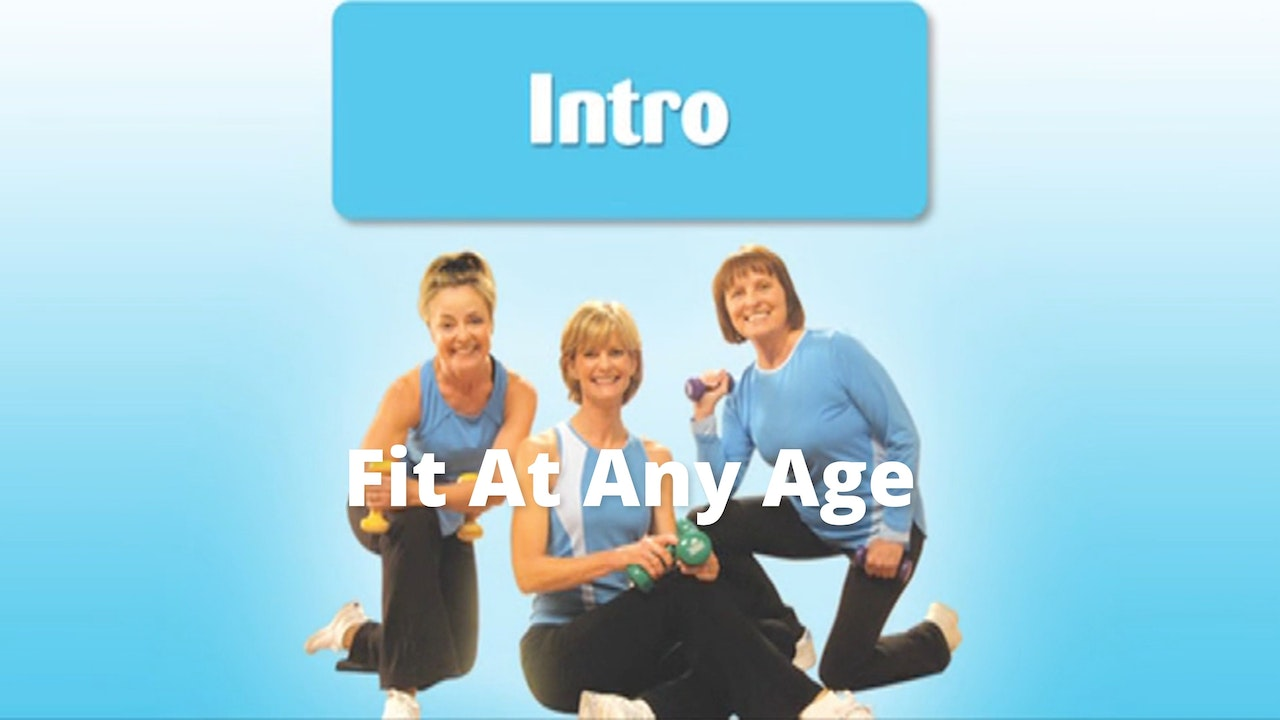 Older Wiser Workout Series:  Fit At Any Age