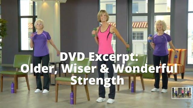 DVD Excerpt:  Older, Wiser & Wonderfu...