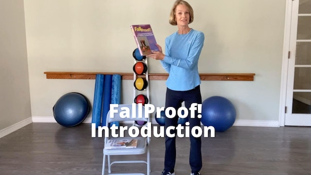 FallProof!  Introduction