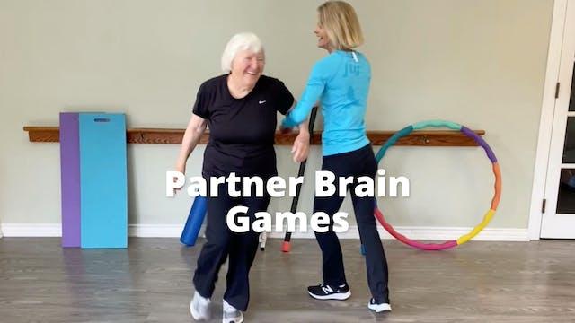Partner brain games