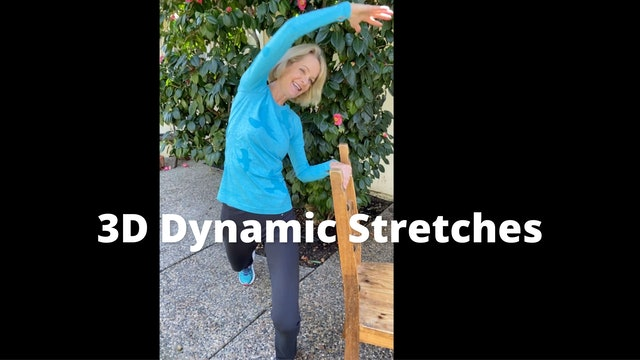 3D Dynamic Stretches