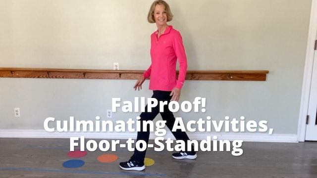 FallProof!  Culminating Activities, Floor-to-Standing