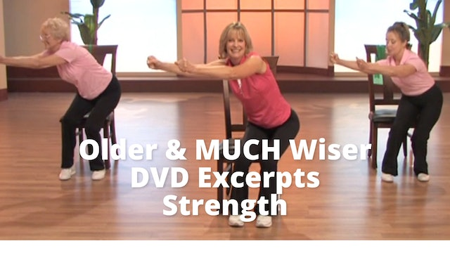 Older &  MUCH Wiser DVD Excerpt   Strength
