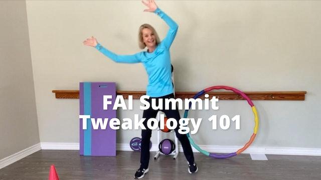 FAI Summit Tweakology 101