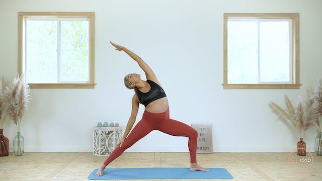 30 minute Yoga Flow (relaxing)