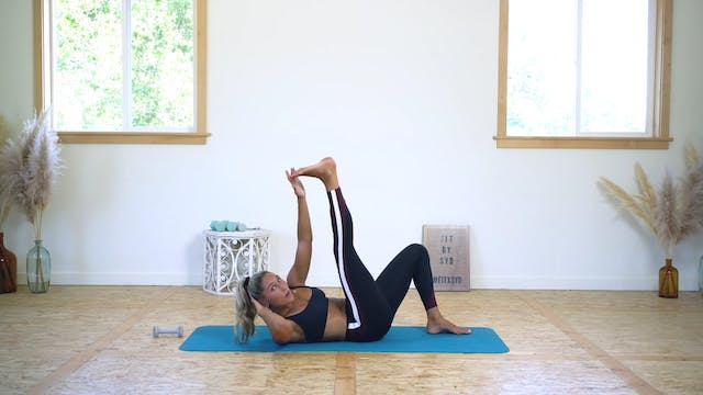 15 minute Abs (intense)