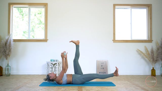 15 minute Weighted Abs (intense)