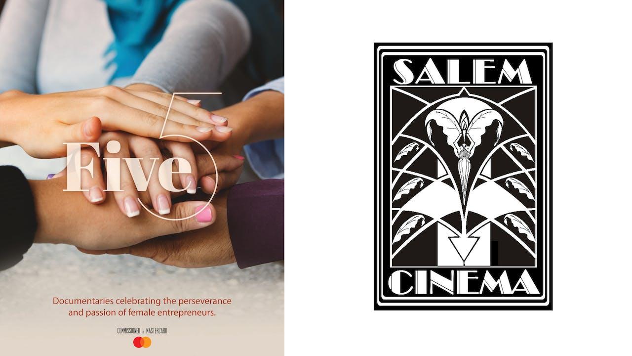FIVE for Salem Cinema