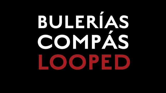 Bulerias Compas Looped