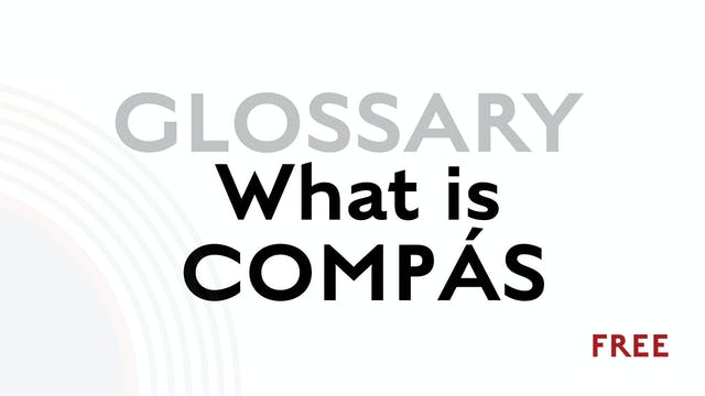 Compas - What is it? - Glossary Term