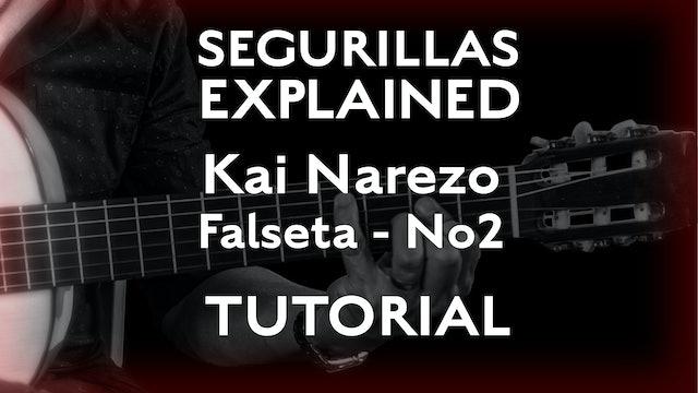 Seguirillas Explained - Kai Narezo Falseta #2- TUTORIAL