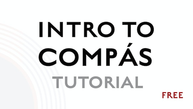 Introduction to Compas - Free Tutorial