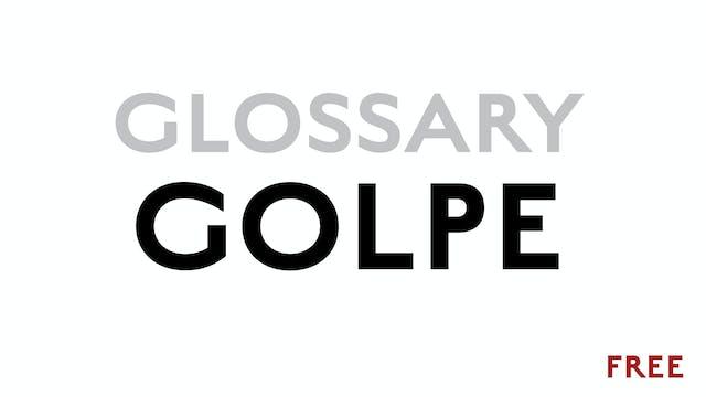 Golpe - Glossary Term