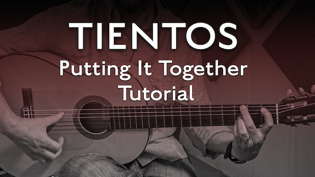 Tientos Explained - Putting It Together - Tutorial