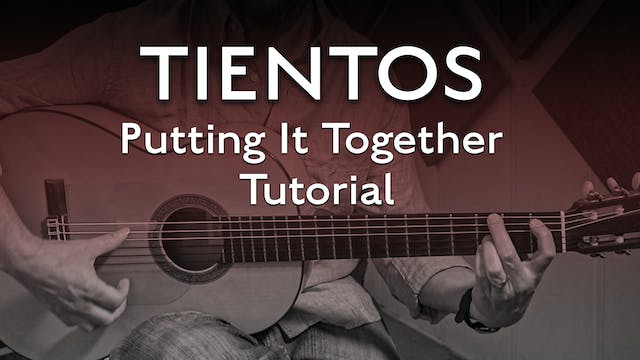 Tientos Explained - Putting It Togeth...