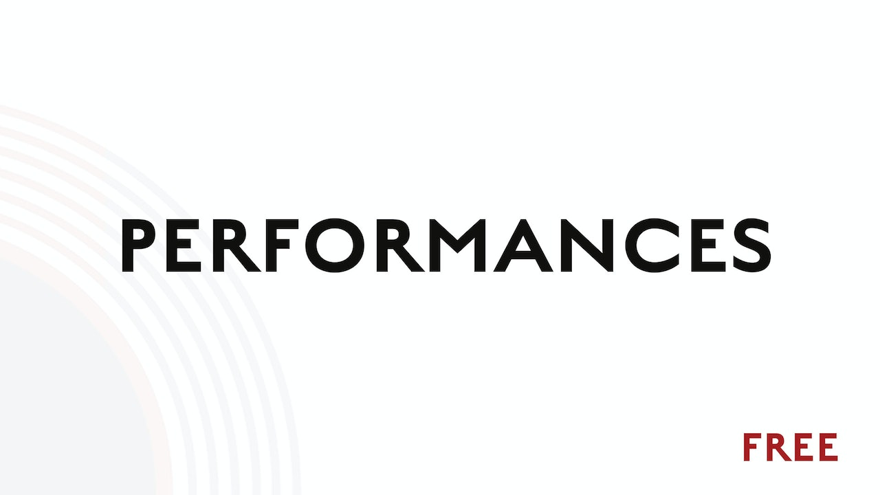 Performance Videos - Free Playlist