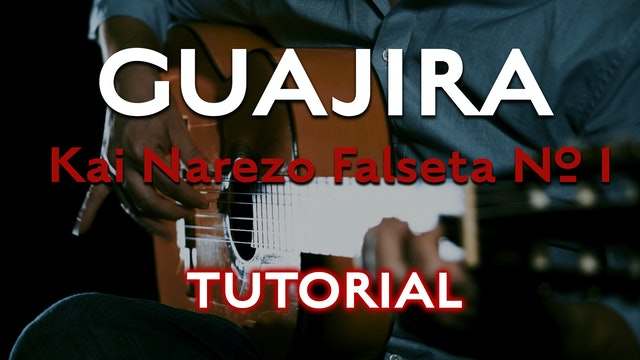 Friday Falseta - Kai Narezo Guajira Falseta No 1 - Tutorial