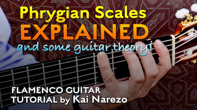 Phrygian Scales Explained