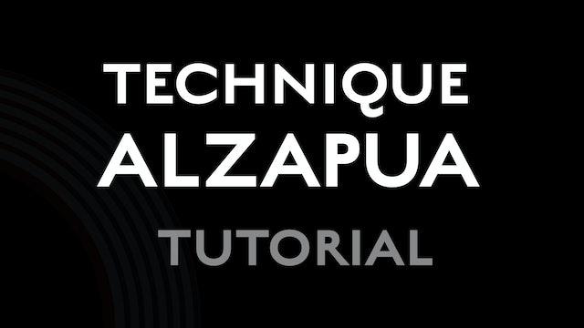 Technique - Alzapua - Tutorial