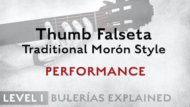 Bulerias Explained - Level 1 - Thumb ...