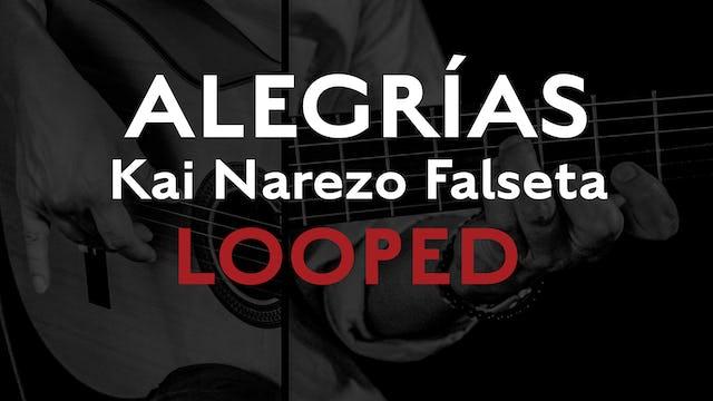 Friday Falseta - Alegrias - Kai Narezo Falseta LOOPED