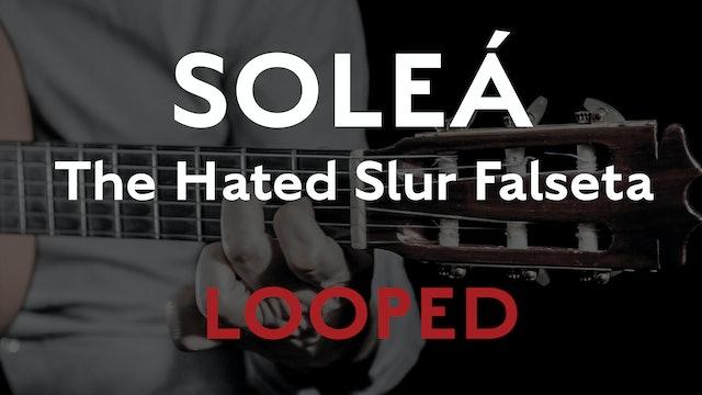 Friday Falseta - Hated Solea Slur Falseta - LOOPED