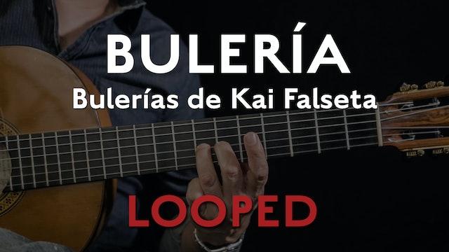 Friday Falseta - Bulerias de Kai Falseta - LOOP