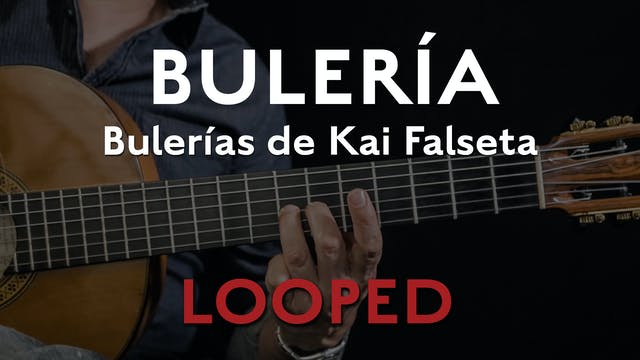 Friday Falseta - Bulerias de Kai Fals...