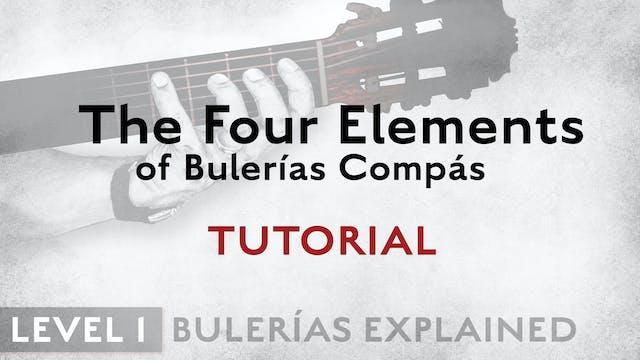 Bulerias Explained - Level 1 - The Fo...