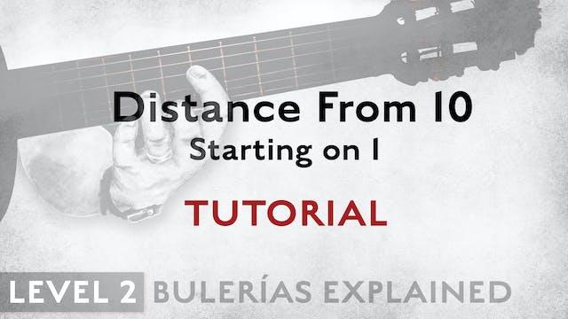 Bulerias Explained - Level 2 - Distan...