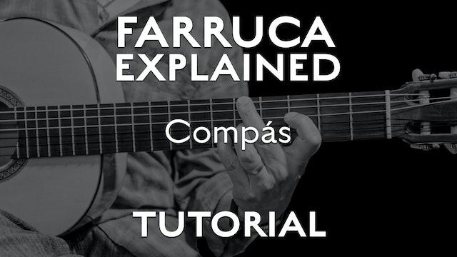 Farruca Explained - Compás - TUTORIAL