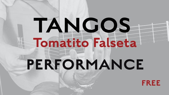 Friday Falseta - Tangos - Tomatito Falseta - Performance