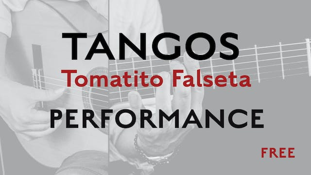 Friday Falseta - Tangos - Tomatito Fa...