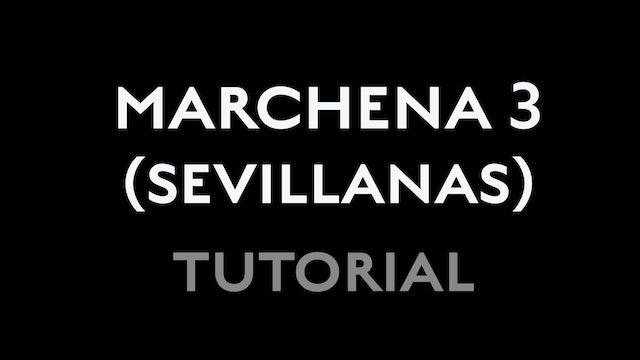 Marchena - Third Sevillana - Tutorial