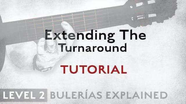 Bulerias Explained - Level 2 - Extend...