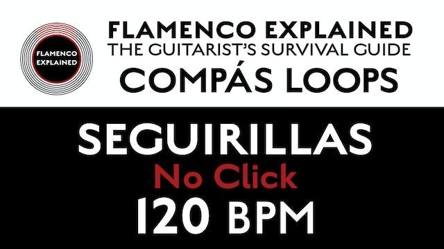 Compás Loops - Seguirilla - No Click 120 BPM