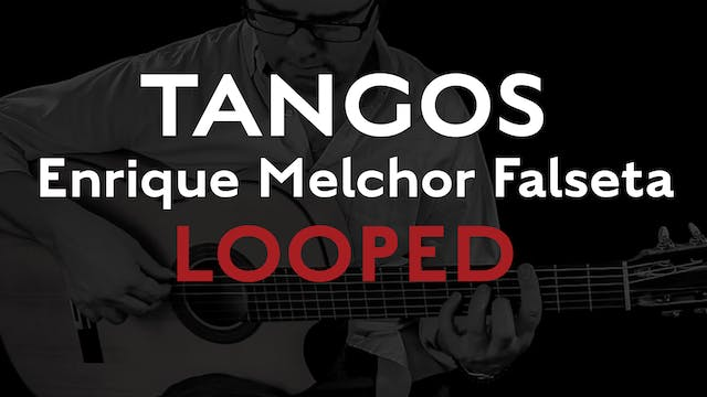 Friday Falseta - Tangos - Enrique Mel...
