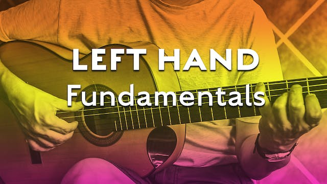 Technique Bootcamp - Left-Hand Fundam...