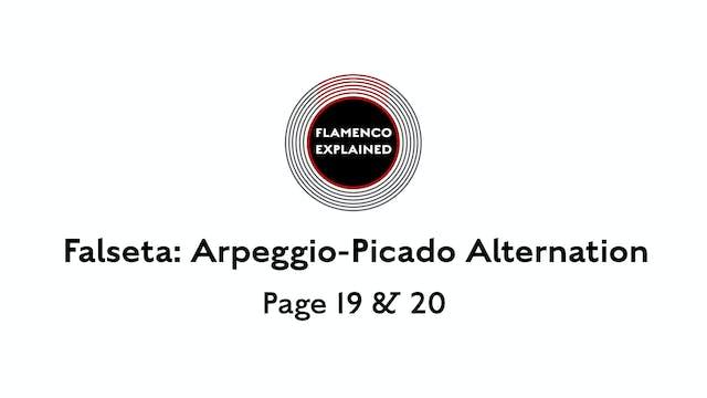 Solea Falseta Arpeggio Picado Alt. Pa...