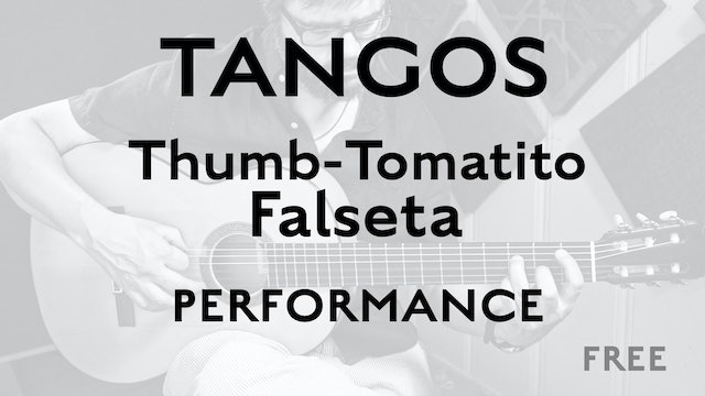 Tangos Explained - Thumb Tomatito Falseta - Performance