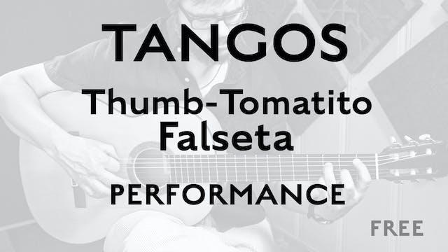 Tangos Explained - Thumb Tomatito Fal...