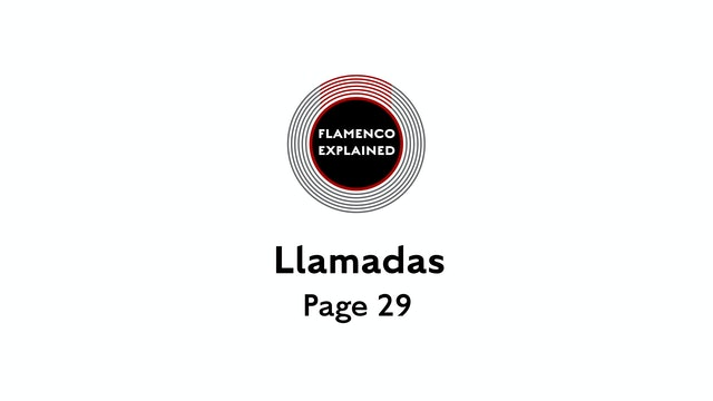 Tangos Llamadas Page 29