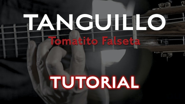 Friday Falseta - Tomatito Tanguillo Falseta - Tutorial