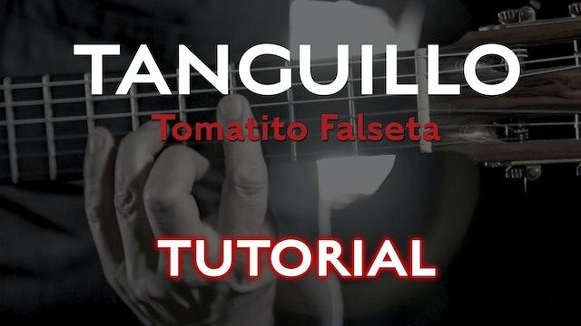 Friday Falseta - Tomatito Tanguillo Falseta - Tutorial