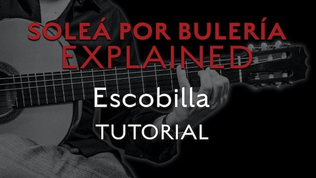 Solea Por Bulerias Explained - Escobilla - TUTORIAL