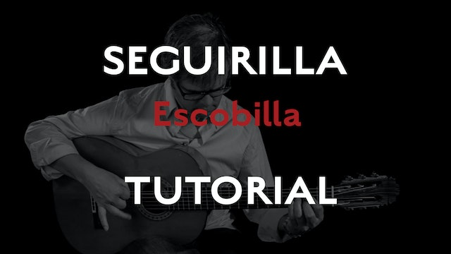 Friday Falseta - Seguirilla Escobilla - Tutorial