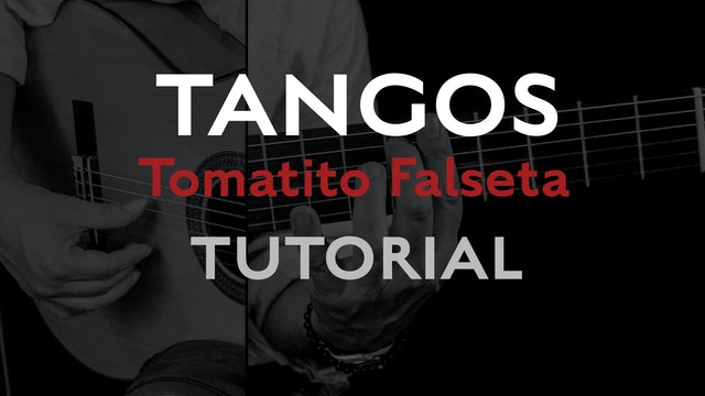 Friday Falseta - Tangos - Tomatito Falseta - Tutorial