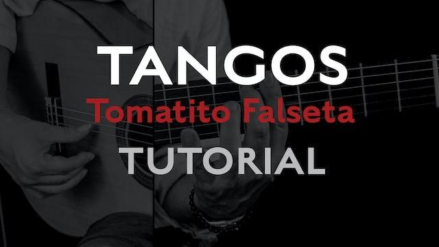 Friday Falseta - Tangos - Tomatito Falseta - Tutorial