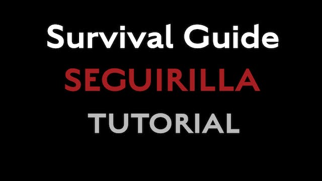 Survival Guide - Seguirilla